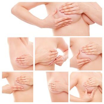 Knoten in der brust können ertastet werden. Wie das am besten geht, kann der Frauenarzt erklären.