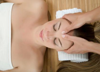 Massage durch Shiatsu
